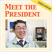Interview: Meet The President