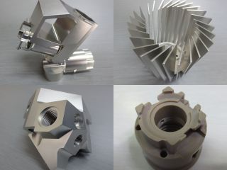 Machined parts by small lot production | INOUE MOKEI WORKS LTD