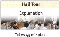 Hall Tour